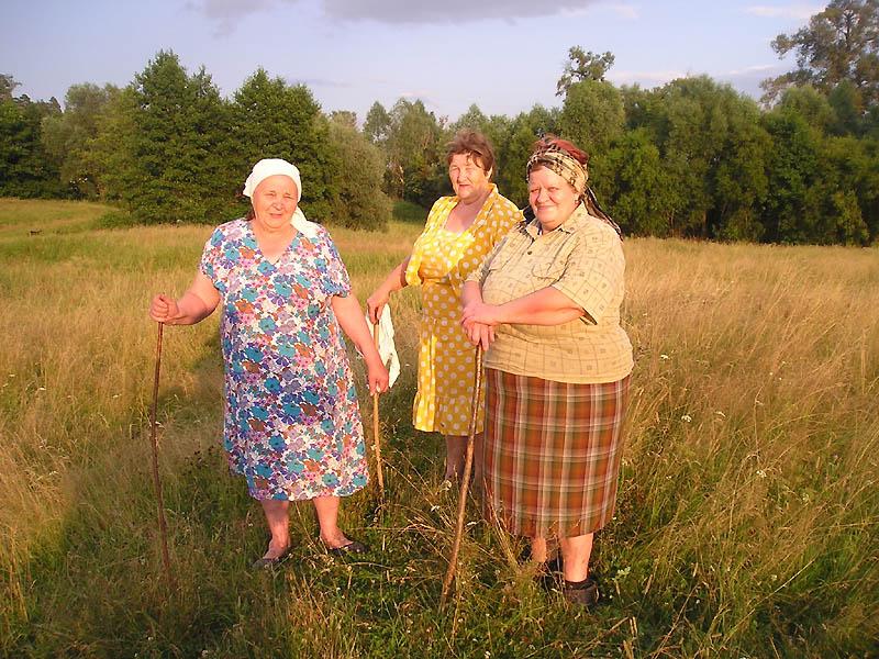Фото русское бабы